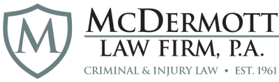 McDermott Law Firm, P.A. Retina Logo