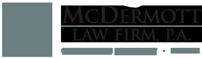 McDermott Law Firm, P.A. Logo