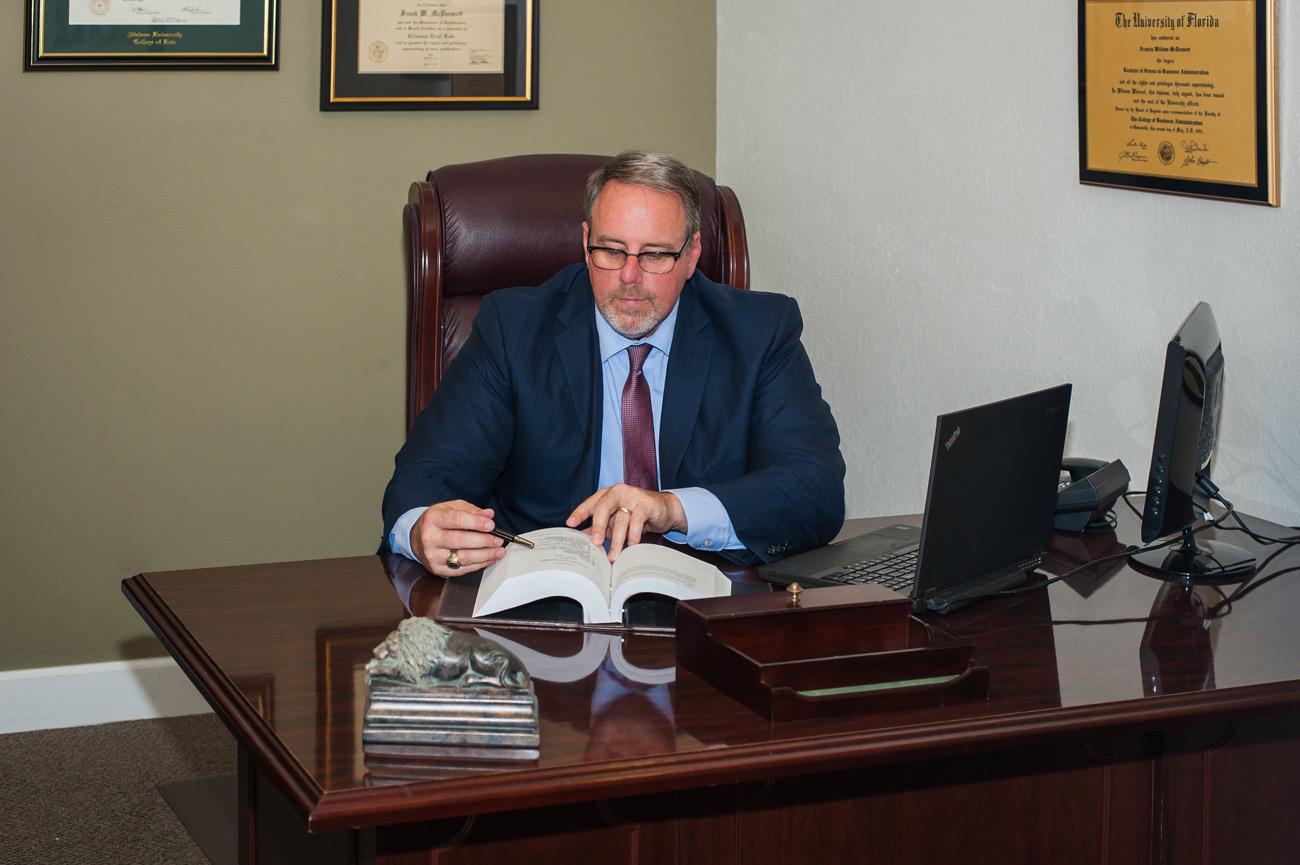 McDermott Law Firm | Frank McDermott Esquire