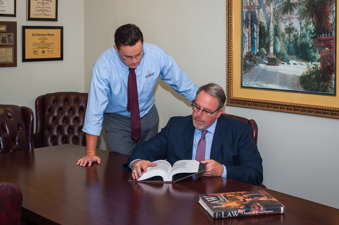 About the McDermott Law Firm Team and Office