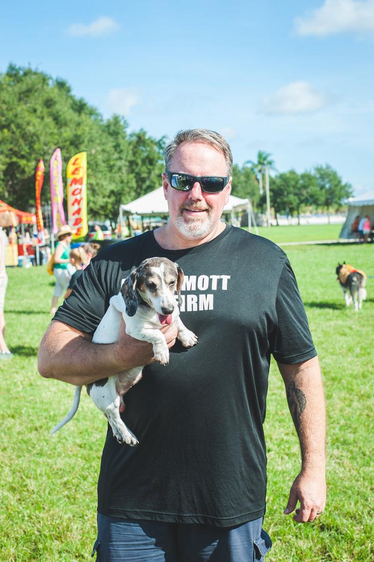 Law Dogs® | SPCA Pet Walk | McDermott Law Firm